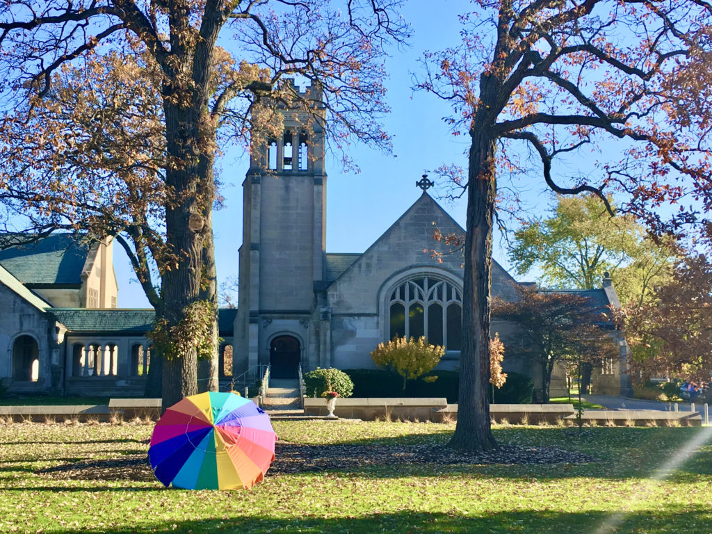 Community Church Chapel in Chicago