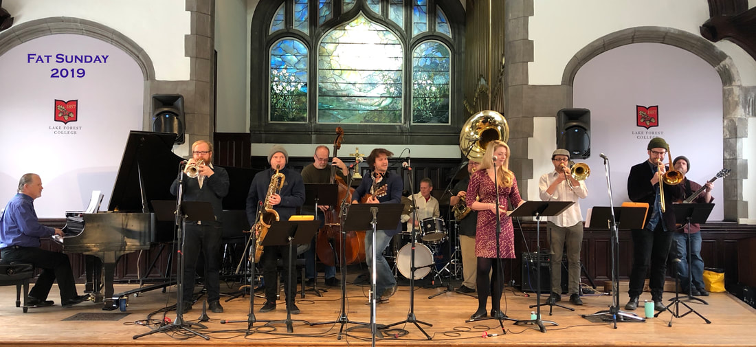 Community Church Music