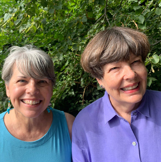 Mary Jo Stevenson & Teddi Koch