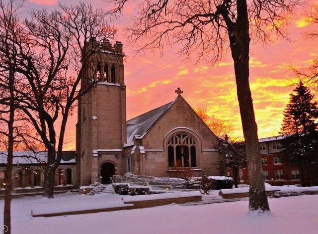 Lily Reid Holt Chapel
