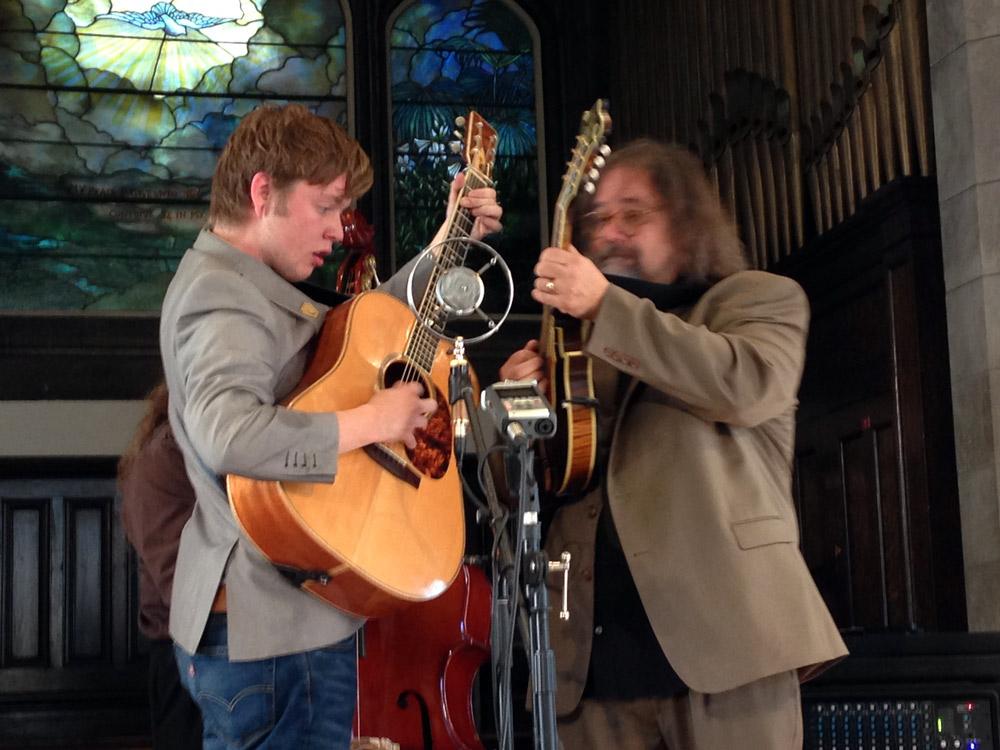 Billy Strings, Don Julin