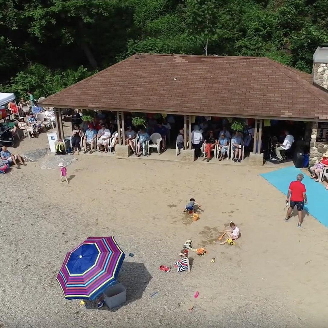Worship on the Beach